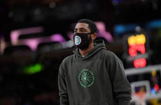 Kyrie Irving: Brooklyn Nets star 'not playing home games' because of New York vaccine rules