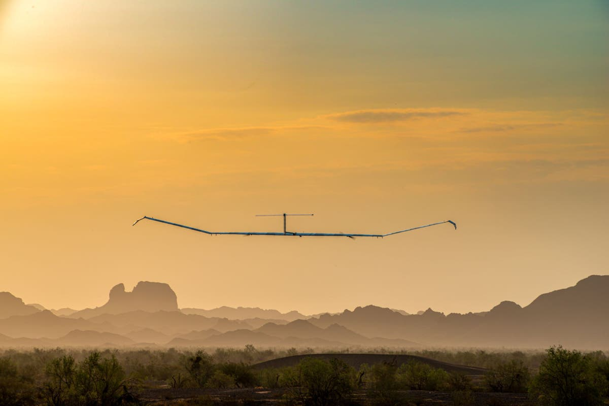Solar-powered aircraft completes 18-day flights
