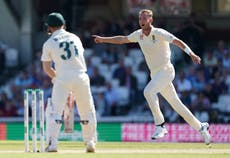 Stuart Broad urges England's bowlers to be 'relentless' in Australia