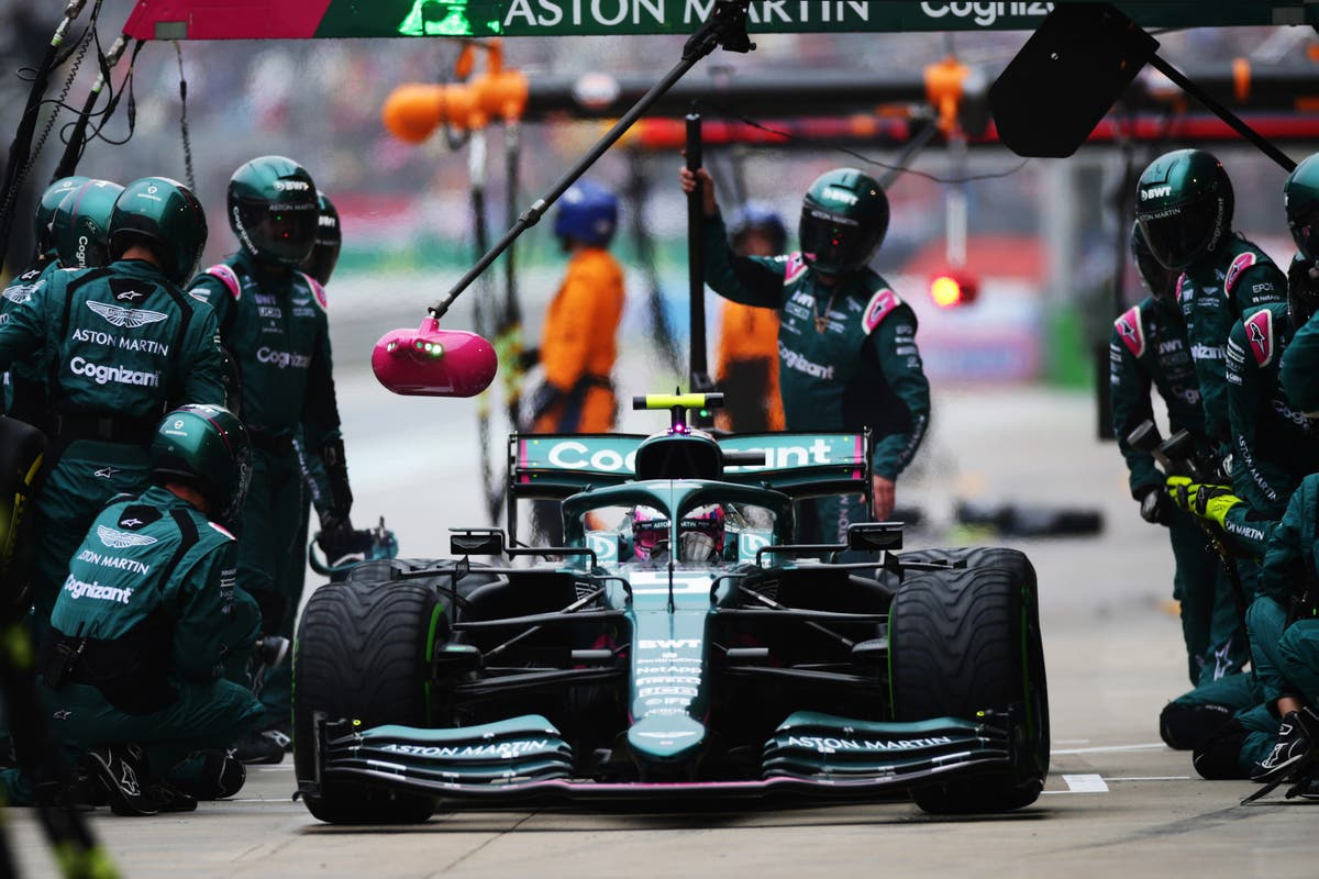 Sebastian Vettel opens up on disastrous 'wrong decision' at Turkish Grand Prix