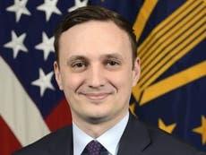 Pentagon official quits because of 'kindergarten' US cybsersecurity