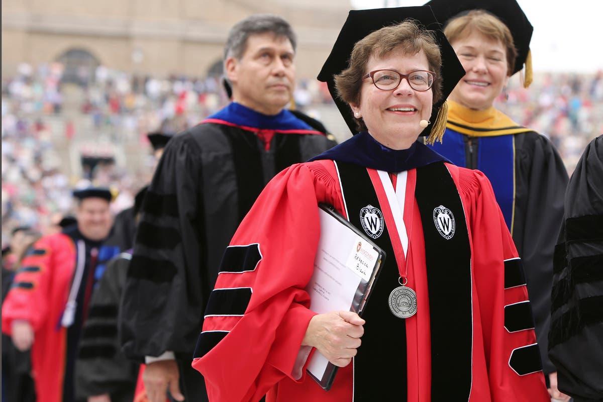 Northwestern names UW-Madison chancellor as next president