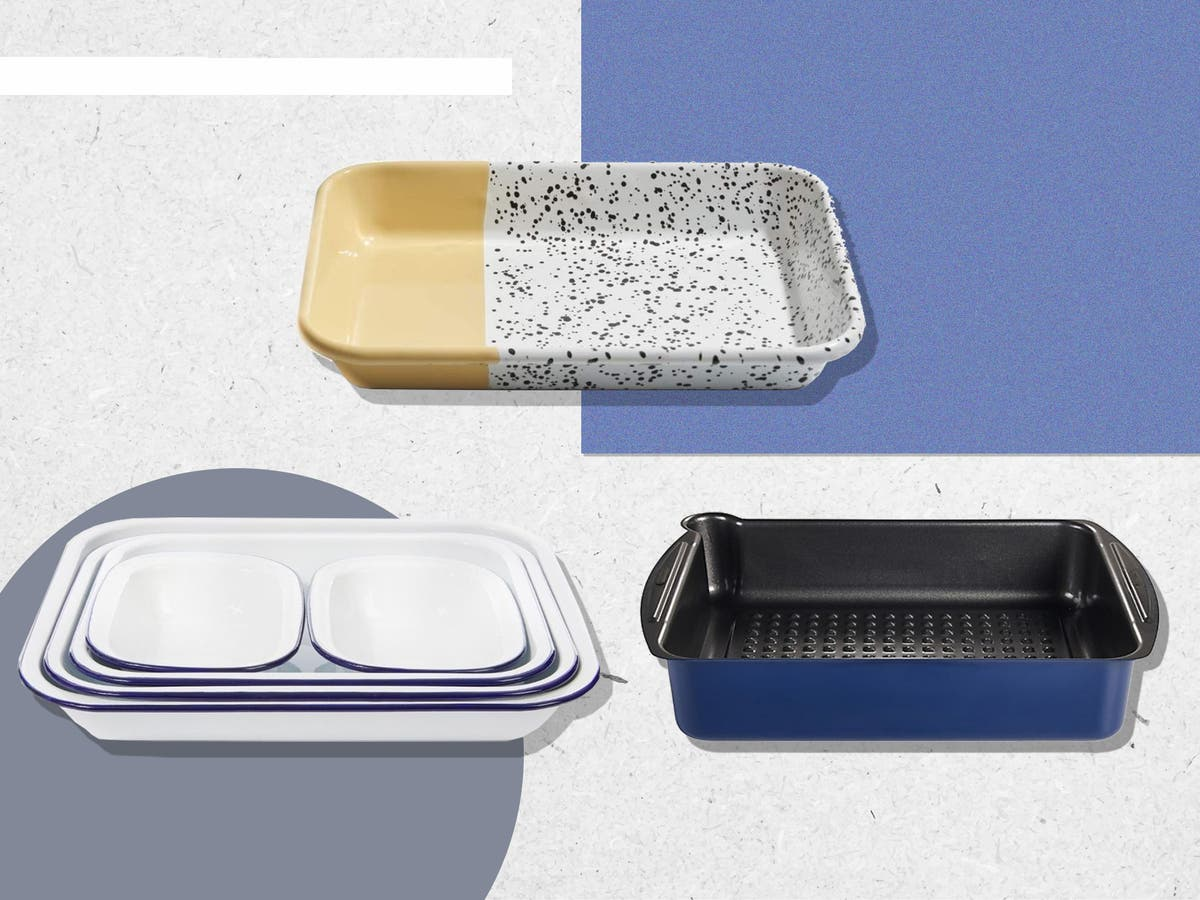 Rustle up the perfect Sunday lunch with these hardwearing roasting tins