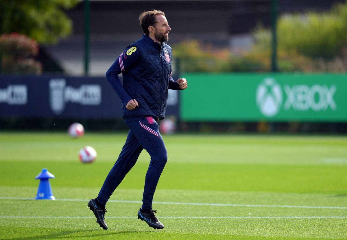 Gareth Southgate jokes England's strength gives him 'headache' picking team