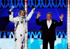 William Shatner 'comfortable but also uncomfortable' ahead of space flight
