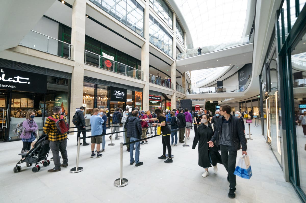 Retail sales recovery slows further in September as consumer confidence wanes