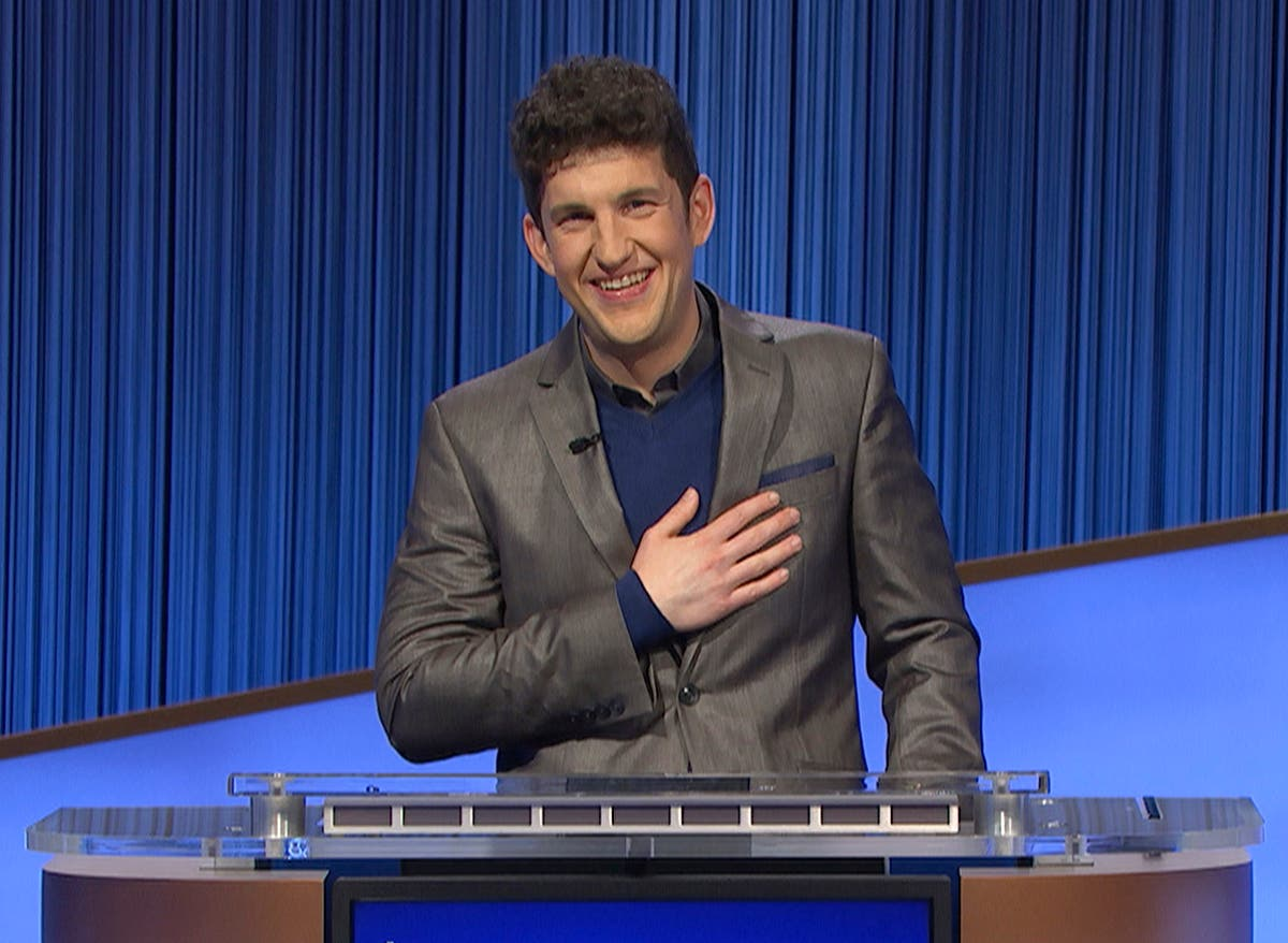 """Yale student's new chapter in history-making """"Jeopardy!′ run"""