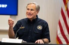 """Texas's Greg Abbott utsteder en pålegg om forbud mot vaksinemandater """"av enhver enhet"""""""