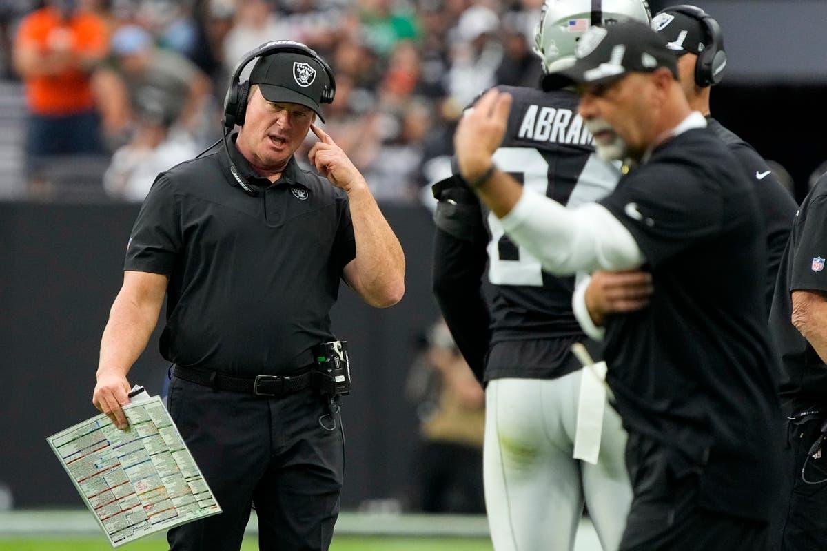 L'entraîneur des Raiders Jon Gruden démissionne pour misogyne, courriels racistes et homophobes