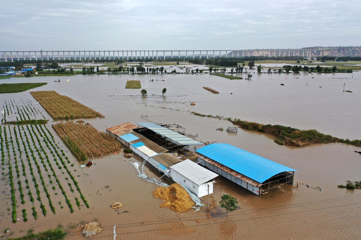 China floods add to global energy price woes as coal mines forced to shut