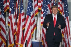 Donald Trump holds strong lead in 2024 GOP primary poll