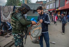 Two more civilians gunned down in Kashmir as fears of resurgent militancy grow
