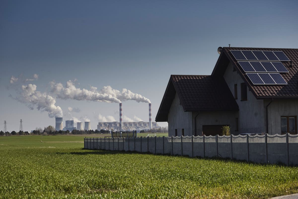 energy crisis of clean power transition