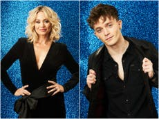 Kimberley Wyatt and Connor Ball complete Dancing on Ice 2022 line-up