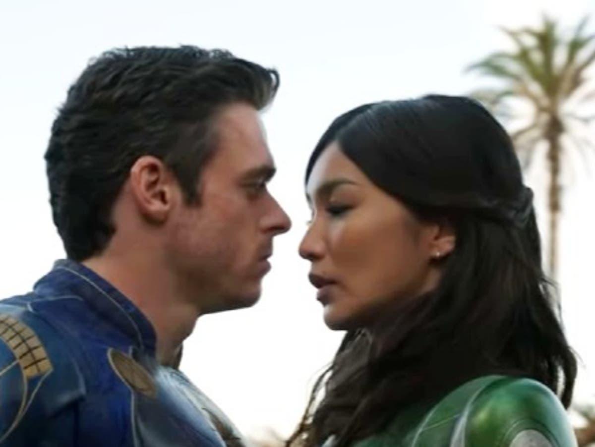 Eternals director Chloé Zhao defends Marvel film's lengthy runtime