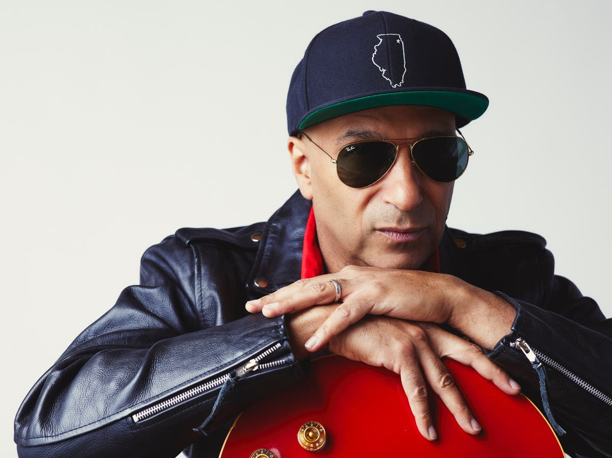 Tom Morello interview: 'I never struggled with my identity. Other people did'