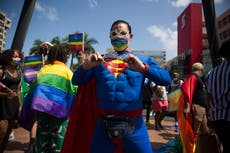 From a row over Superman to Jon Gruden's bigotry, homophobes are on the offensive