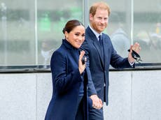 Meghan and Harry join investment firm 'to help solve the global issues we all face'