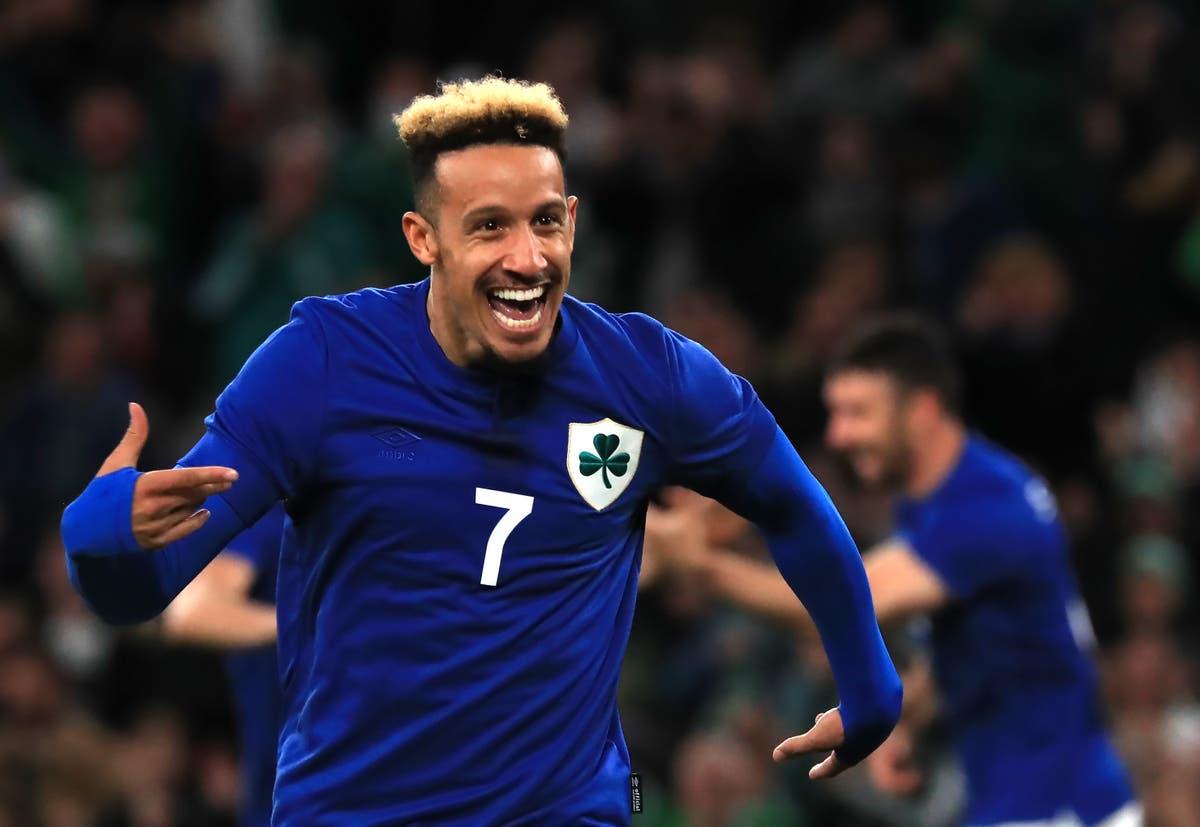 Callum Robinson hat-trick sees the Republic of Ireland hammer Qatar