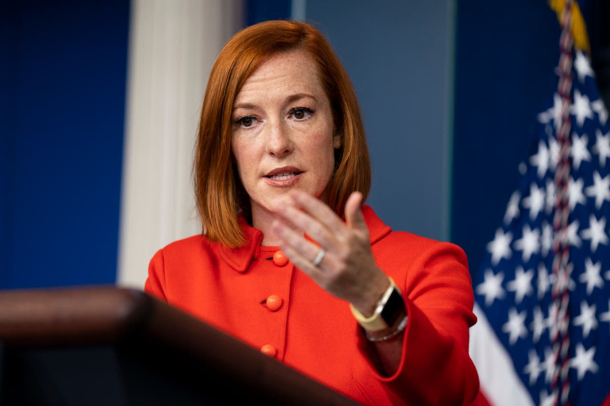 Psaki throws riots dig at Trump as she pushes back questions on executive privilege