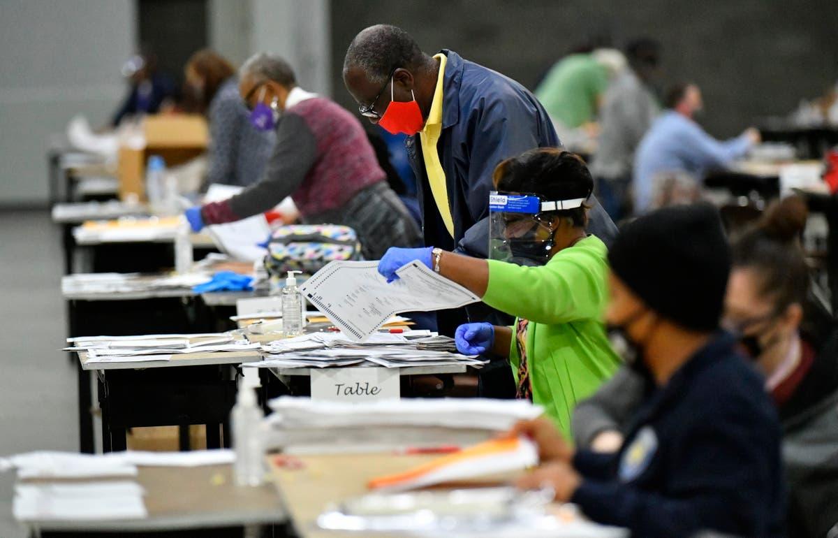 Investigators: No evidence of Fulton County ballot fraud
