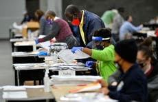 Judge dismisses Fulton County ballot review case in Georgia