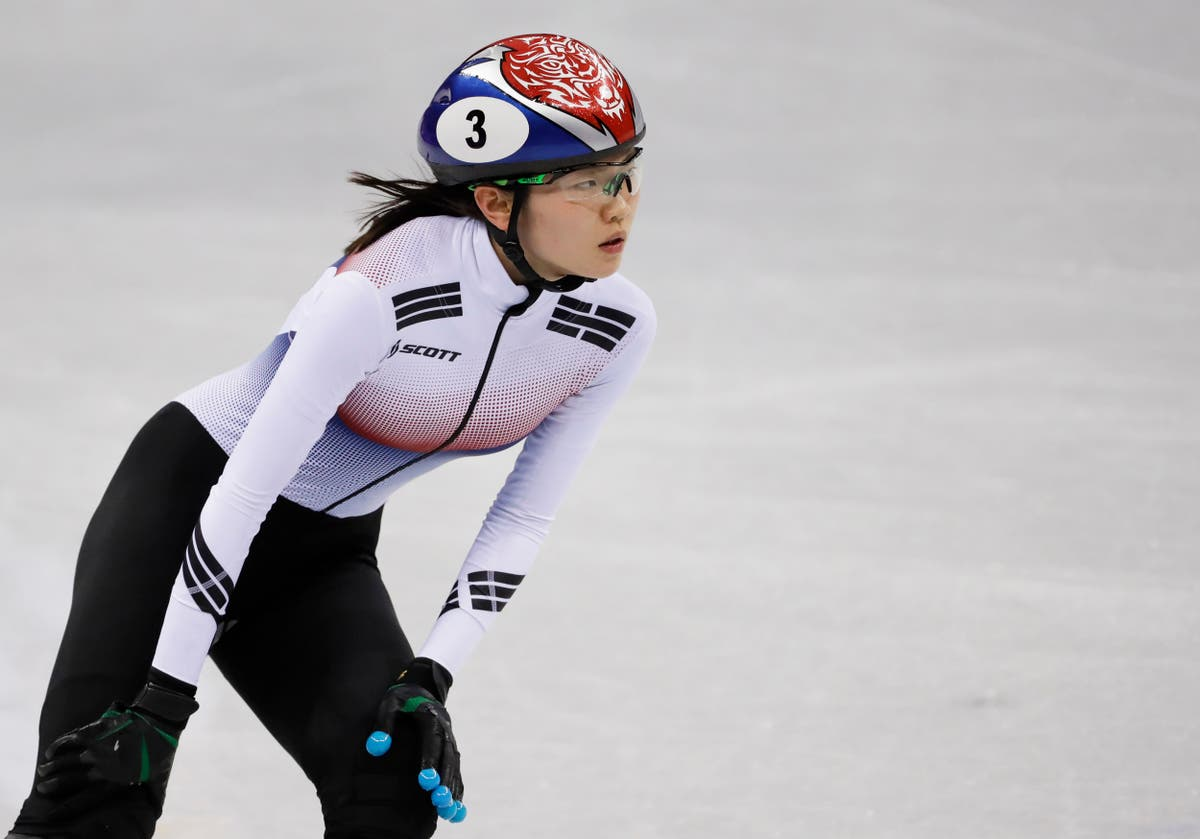 Olympic champion cut from Korean team amid tripping probe
