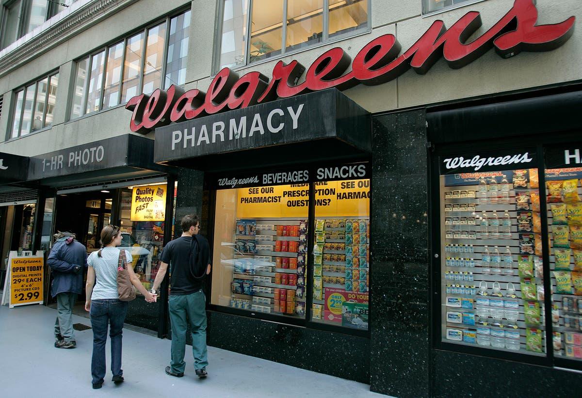 Fechamento de Walgreens atormentado por roubo 5 mais lojas de São Francisco