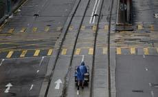 Schools and trading suspended as Typhoon Kompasu lashes Hong Kong