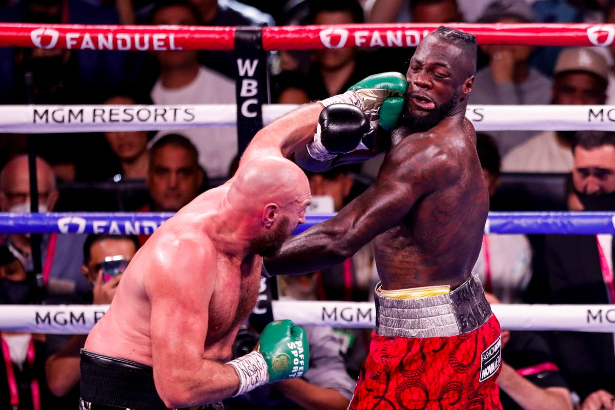 Mike Tyson gives Tyson Fury vs Deontay Wilder verdict in fight 'bigger than the hype'
