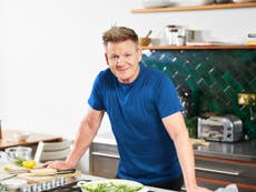 Gordon Ramsay on lockdown, his new book and his 'nightmare' co-stars