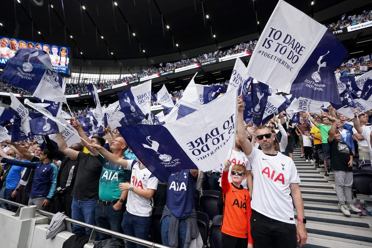 Tottenham fan group goes public with questions for club's board