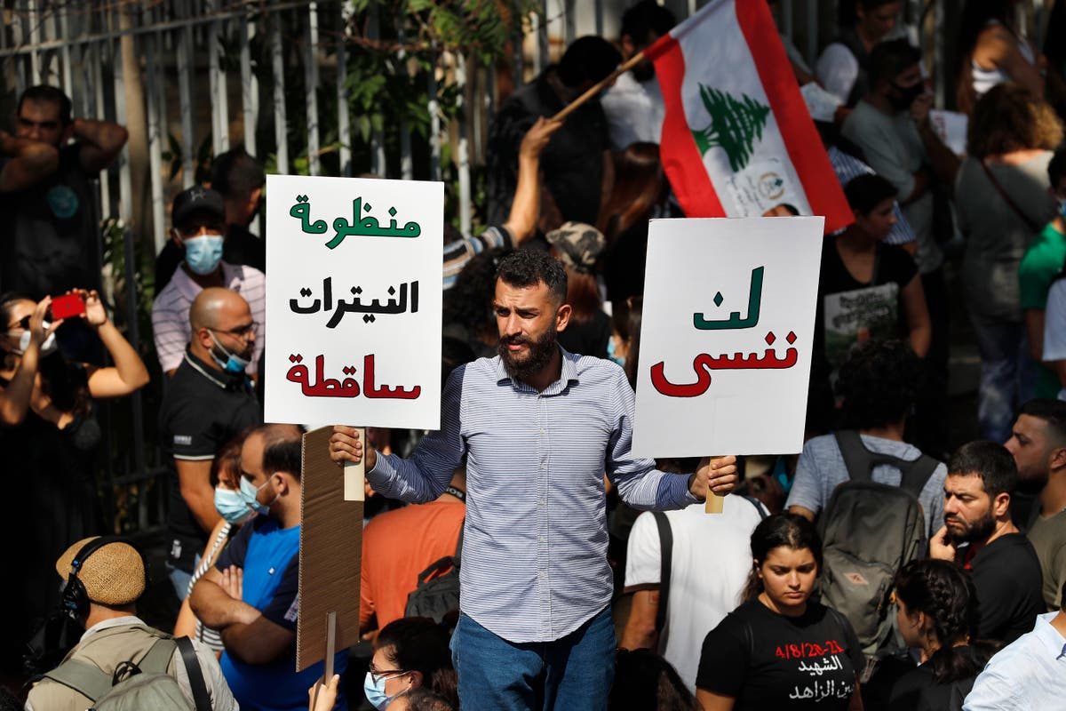 Hezbollah accuses US of meddling in Lebanon's port probe