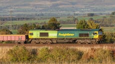 Rail operators forced to dump electric trains for diesel due to UK energy crisis