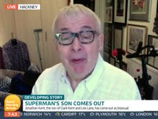 Christopher Biggins' comments resurface after GMB interview about bisexual Superman