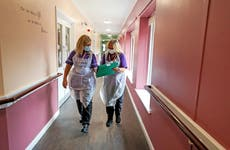 Care sector jobs crisis worse than before the pandemic, verslag vind