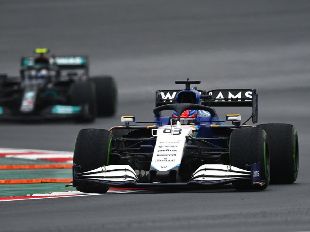 Williams F1 team pledge to be climate positive by 2030