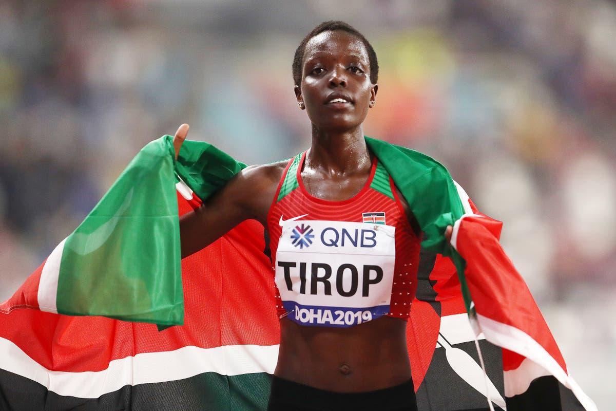 Sebastian Coe leads tributes to two-time world bronze medallist Agnes Tirop