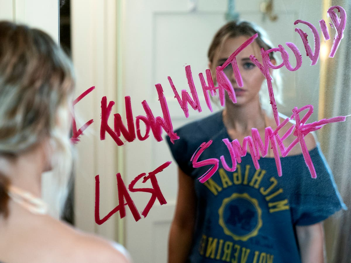 I Know What You Did Last Summer doesn't match its cinematic origins – review
