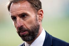 Gareth Southgate criticises 'unusually disjointed performance' against Hungary