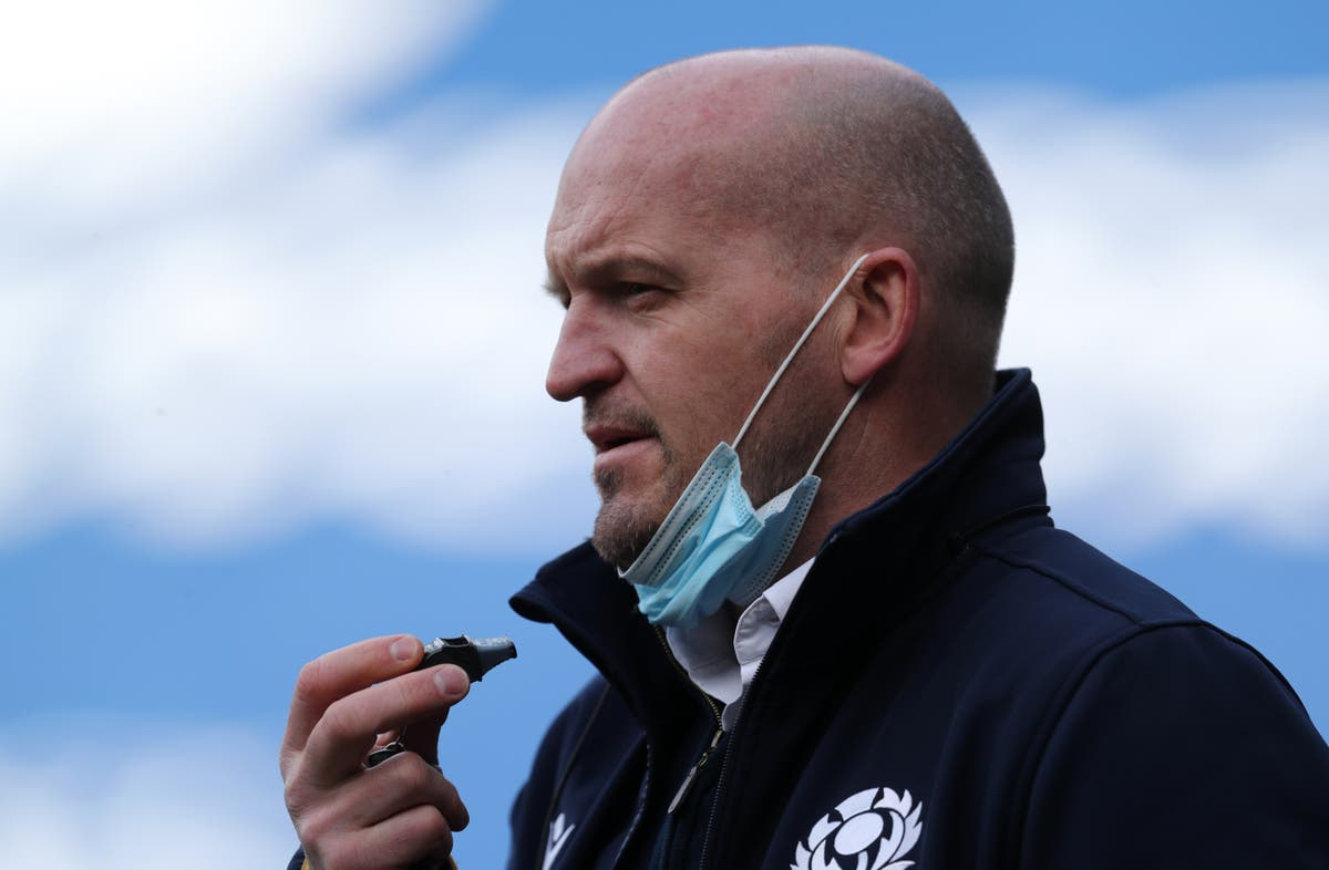 Scotland select 12 uncapped players in Autumn Nations Series squad