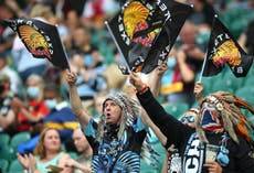 Exeter chief dismisses Wasps concerns over Native American headdresses