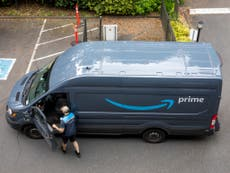 Amazon drivers launch £140m compensation claim over alleged workers' rights breaches