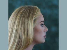 Adele announces release date for new album 30