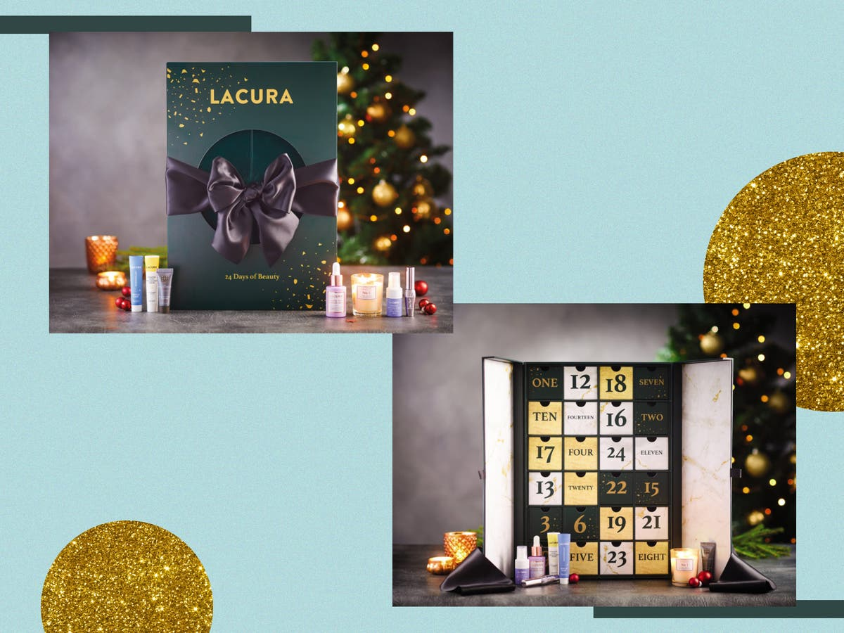 Aldi's first-ever beauty advent calendar is full of cult brand dupes