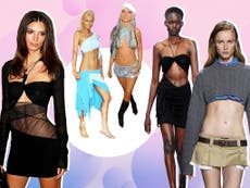 Could the rise of Y2K fashion trigger a return to size zero culture?