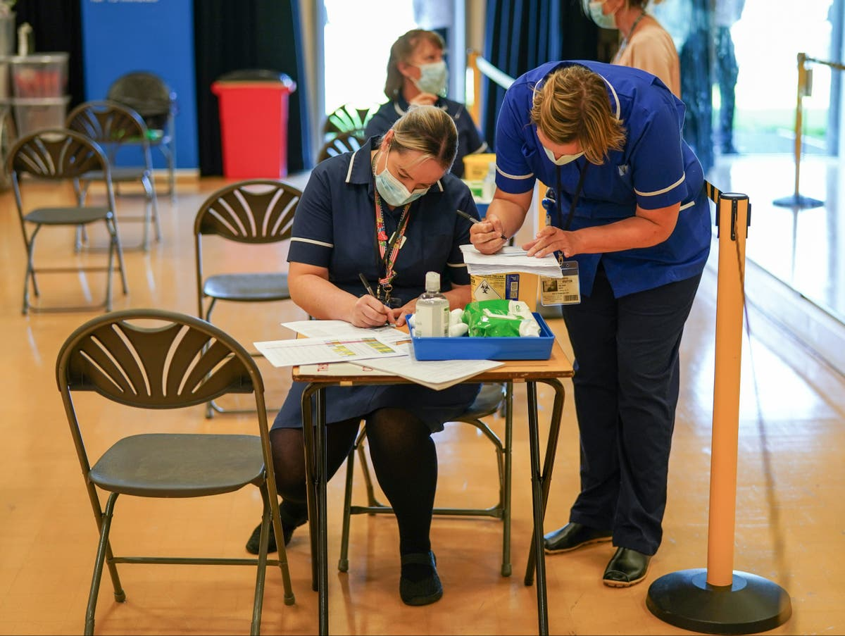1.3 million flu vaccine invites to be sent out in days ahead of 'challenging winter'