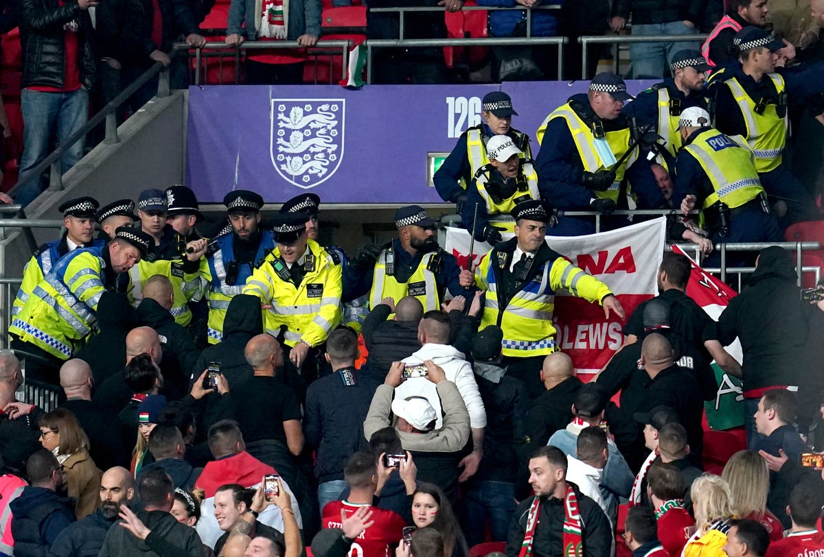 FIFA opens disciplinary proceedings after crowd trouble at England-Hungary clash