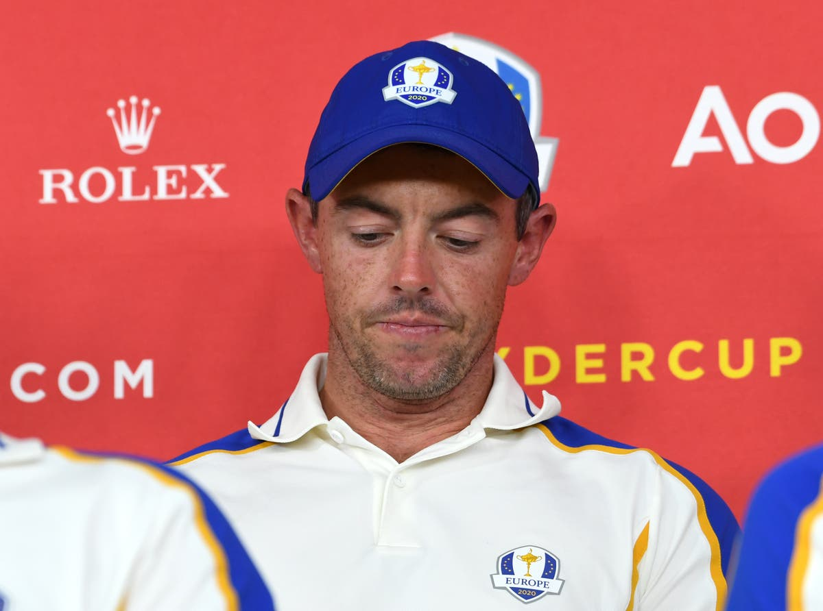 Rory McIlroy looking to kick on after emotional Ryder Cup