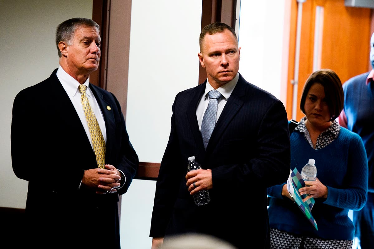 Ex-SC sheriff off to prison on 1-year misconduct sentence